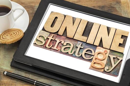 online strategy